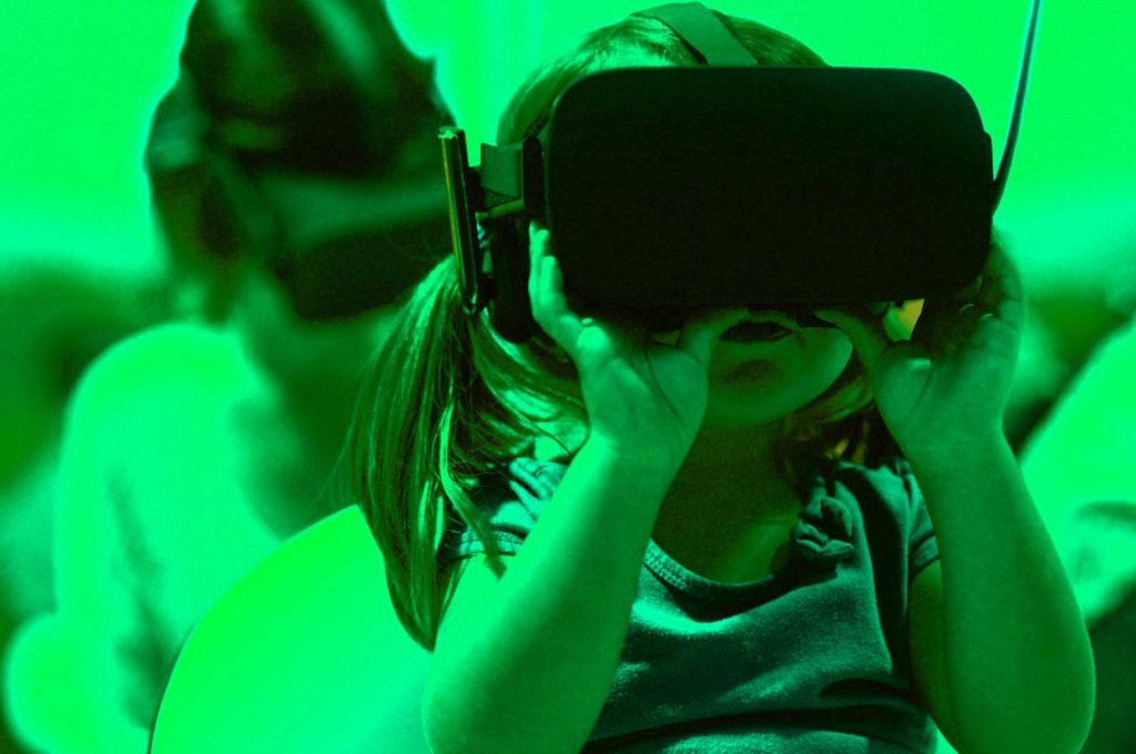 Building Information Model  Virtual Reality