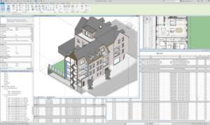 Building Information Model BIM Arvo architecten